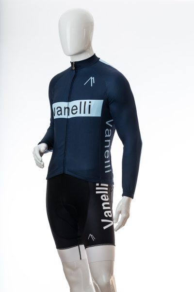 Vanelli Long Sleeved Summer jersey